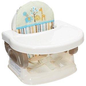 Summer InfantDeluxe Comfort Folding Booster Seat, Tan