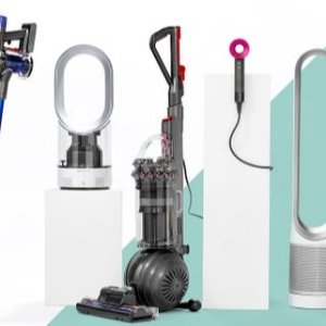Up to 50% OffDyson Select Items