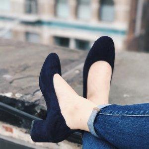 收经典乐福鞋、穆勒鞋Everlane 折扣区美鞋热卖 超多款式加入