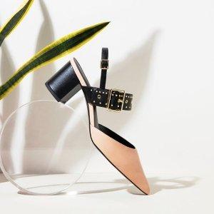 9折+限时免邮  折扣区低至5折独家:Charles Keith 七夕福利全场美鞋、美包热卖 收平价Celine