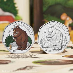 7.5折独家:The Royal Mint 精选帕丁顿、彼得兔纪念币好折