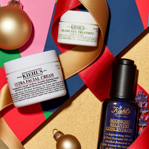 Up to $35 OffKiehl's Black Friday Event
