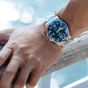 Extra $20 OffDealmoon Exclusive: LONGINES HydroConquest Automatic Men's Watch