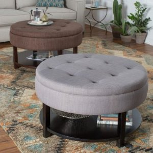 Remarkable Ottomans On Sale Hayneedle Up To 60 Off Dealmoon Gmtry Best Dining Table And Chair Ideas Images Gmtryco