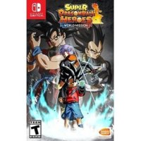 Nintendo 超级龙珠英雄 世界任务 Switch 实体版
