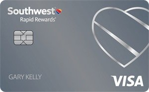 Earn 60,000 pointsSouthwest Rapid Rewards® Plus Credit Card