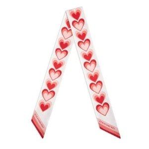 Strathberry还可用于包包装饰、发带等 用途多丝带 情人节限定