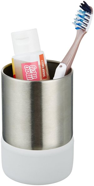 $2.33AmazonBasics 不锈钢杯 白色