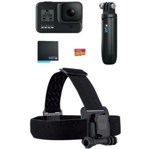 GoPro HERO8 Black 4K 运动相机套装