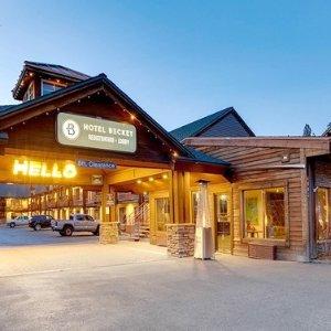 As Low as $48 per nightHotel Becket - South Lake Tahoe sale@ Groupon