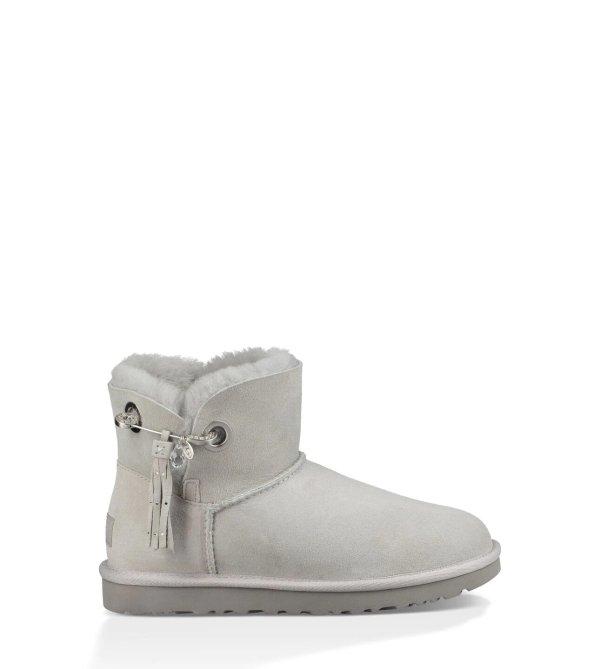 Josey 流苏雪地靴