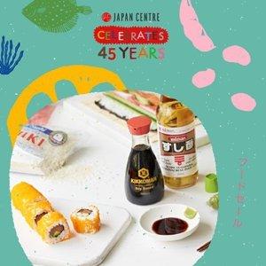 低至5折Japan Centre 日本线上商城45周年大促 日式零食、拉面好折扣