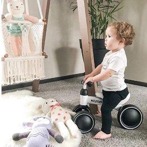低至3折 封面款史低价$46 平衡车$39史低价:KaZAM 儿童平衡车、三轮车等特卖