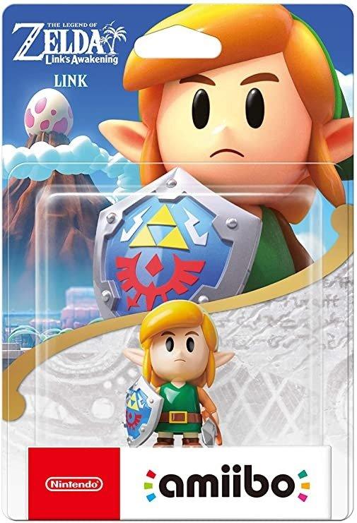 amiibo - Link (The Legend of Zelda Link's Awakening)
