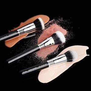 低至6折 $42收超值套装Sigma Beauty 彩妆工具大促 3DHD刷、眼影刷 底妆好帮手
