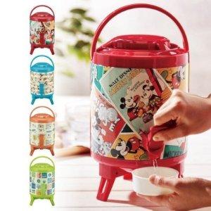 含税直邮到手$73Pearl Metal Disney 保温保冷小水桶 可爱到爆 喝水都变甜啦