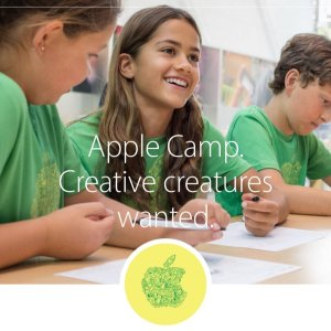 Free3 Days Apple Camp @ Apple Store