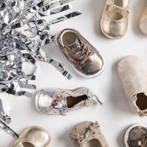 额外8折新春独家:Robeez官网 全场正价婴儿学步鞋促销