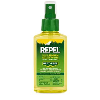 $4.97销量冠军Repel 柠檬桉天然驱虫剂 4盎司