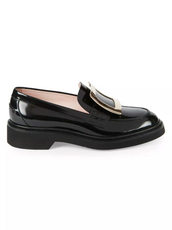 方扣乐福鞋