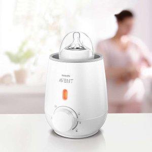 $37.99(原价$49.99)Philips 飞利浦 新安怡 SCF355/00 温奶器 母乳瓶喂养神器