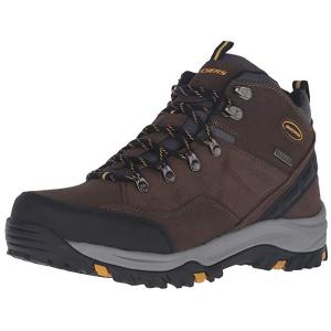 $30起(原价$80.00)+包邮Skechers 男子户外防水登山靴超低价