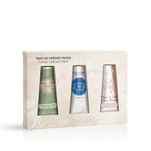 L'OccitaneDelightful Hand Cream Trio