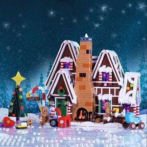 $99.99Coming Soon: LEGO Gingerbread House 10267