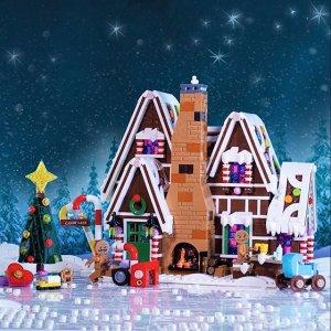 $99.99 VIP可提前入LEGO 姜饼屋 10267,犹如娃娃屋般精致,10/1上市