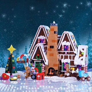 $99.99LEGO Gingerbread House 10267