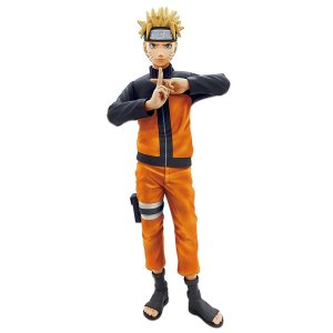 Naruto Uzumaki (Naruto Shippuden) Banpresto Action Figure