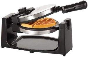 $17.99(原价$40)BELLA 经典可旋转华夫饼机