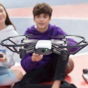 Tello低至$99.99DJI 无人机、教育机器人最高可省$370