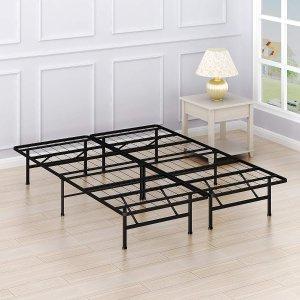 $47.49Simple Houseware 14-Inch Full Size Mattress Foundation Platform Bed Frame, Full