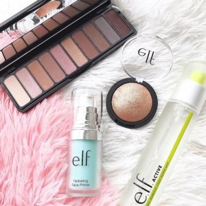 For a Limited Time!Get 50% Offwith Orders over $30 @ e.l.f. Cosmetics