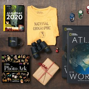 Up to 80% OffNational Geographic Books, Maps, DvDs, and More