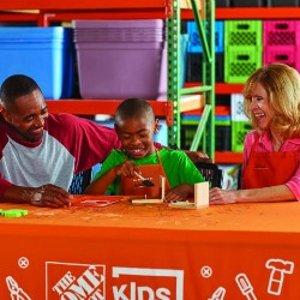 制作 消防船预告:10月 Home Depot 免费儿童手工作坊活动