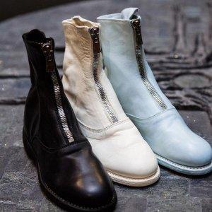 低至5折 皮鞋$1336GUIDI 美鞋专场 收蓝粉渐变、限定冰川蓝、星空灰都有
