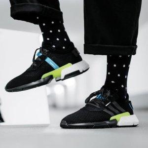 低至5折+包邮 $50起收adidas POD-S3.1 运动鞋促销  多配色可选