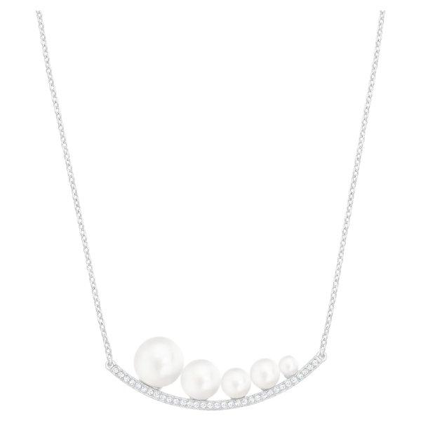 珍珠水晶项链