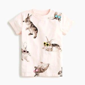小兔子T恤
