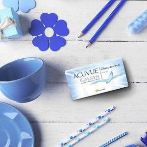 35% OFFAnnual Supply of Select 1-Day Acuvue 90pk Contact Lenses (8 box order) @ Walgreens