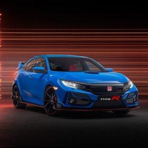 前驱小钢炮进化中期改款 2020 Honda Civic Type R