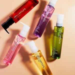 满3件卸妆油(50ml)享8.5折+免邮Shu uemura 植村秀美妆产品热卖 收小号卸妆油