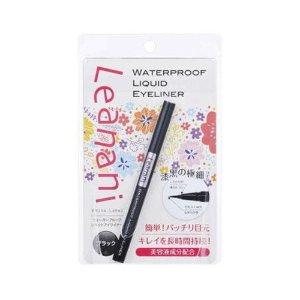 日本LEANANI 极细防水速干眼线液笔
