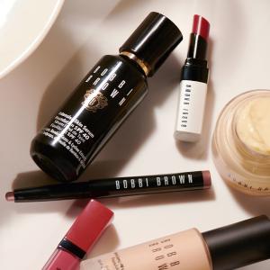 Bobbi Brown官网 美妆护肤产品热卖 收新款粉底液、唇膏套装