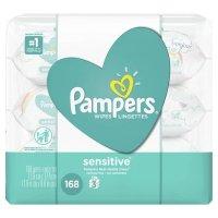 Pampers 婴儿湿巾 168片