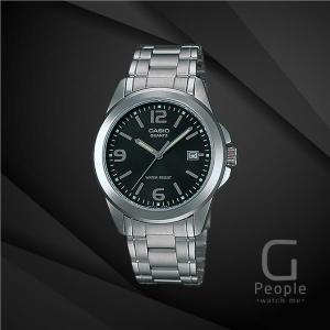8折 $40(原价$49.99)白菜价:Casio MTP1215A-1ACR 男士不锈钢手表
