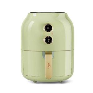 清新浅绿空气炸锅