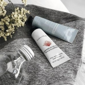 Last Day: Up to 50% OFFGoatmilk & Oat + Citron & Coriander Collections @ Crabtree & Evelyn